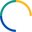 Icon of a lit light bulb